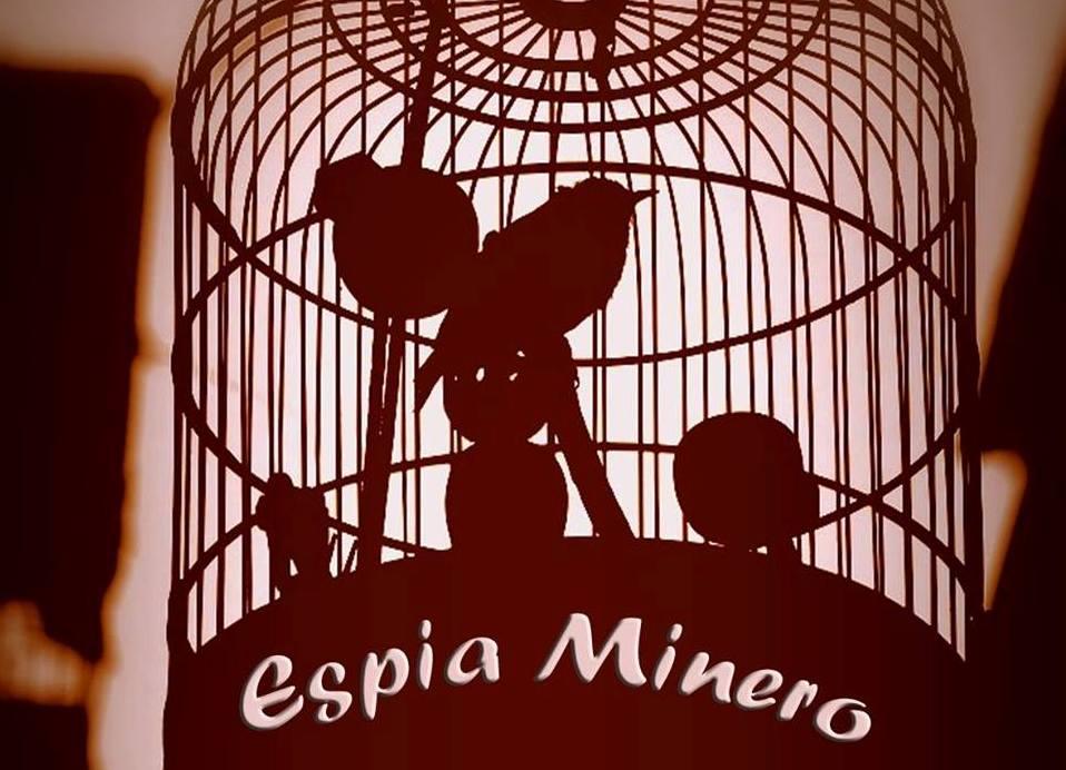 Espía minero