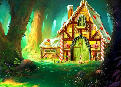 Casa de Caramelos