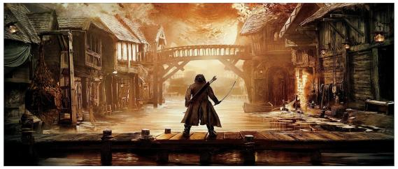 Hobbit - viaje a Tierra Media [PRÓXIMAMENTE]