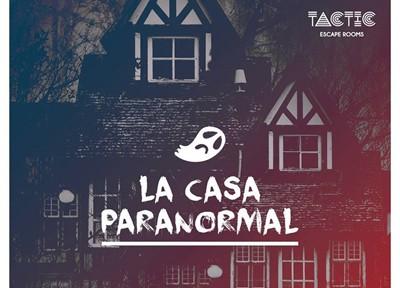 La Casa Paranormal Barcelona