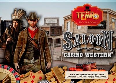 "Saloon ""Casino Western"""