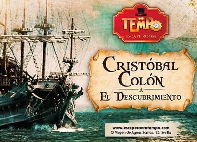 Cristóbal Colón, el descubrimiento