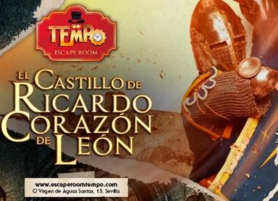 El castillo de Ricardo Corazón de León