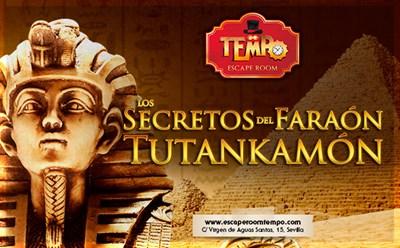 Los secretos del faraón Tutankamón
