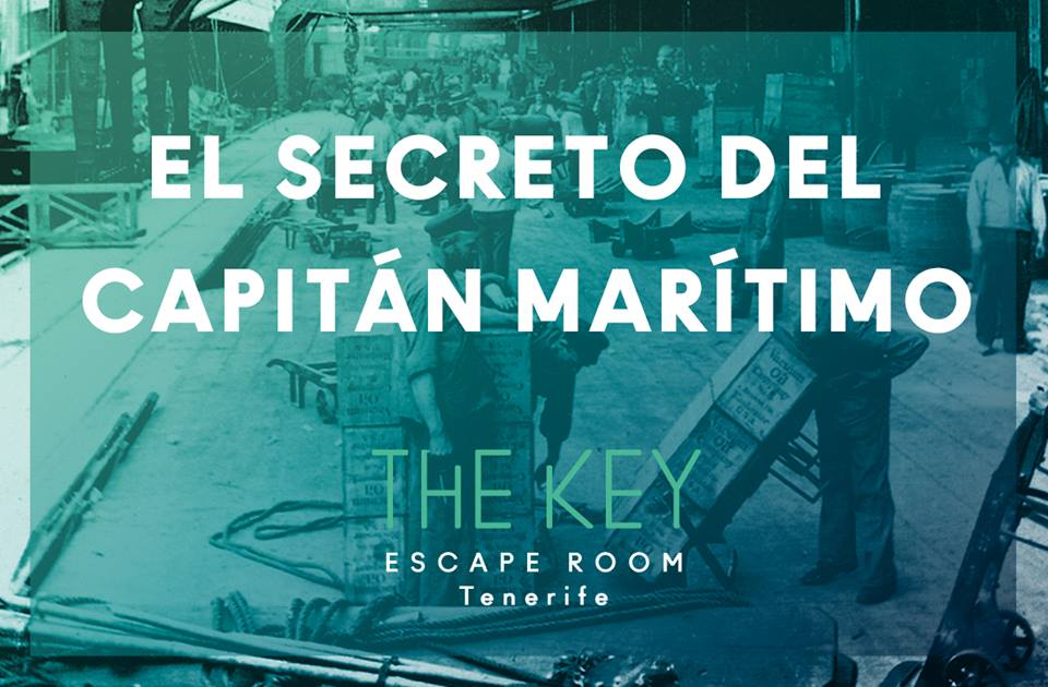 El secreto del capitán marítimo