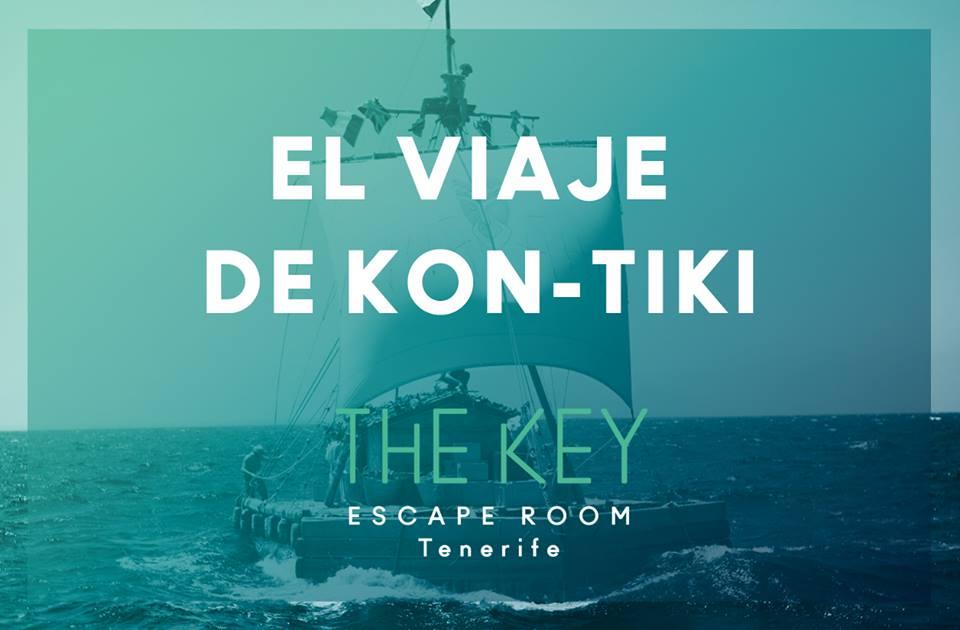 El viaje de Kon-Tiki