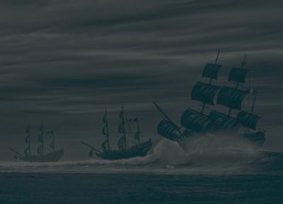 Piratas. El Motín