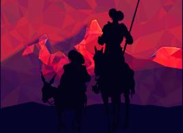 El Misterio de Don Quijote ROMBATE