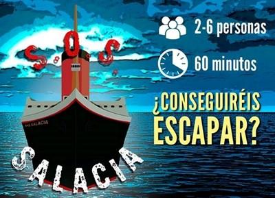 S.O.S. Salacia