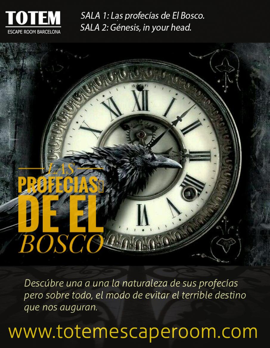 Las profecías de El Bosco
