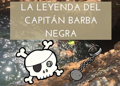 Leyenda del Capitán Barba Negra