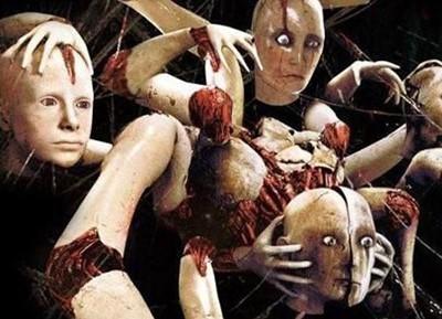 Galería de cadáveres