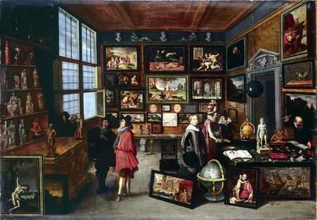 El coleccionista de arte